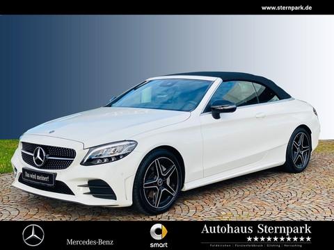 Mercedes-Benz C 200 Cabrio AMG Night DIGITAL