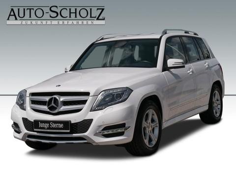 Mercedes GLK 220 4MA S