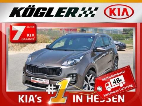 Kia Sportage 1.6 T-GDI GT Line