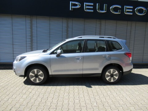 Subaru Forester 2.0 X Lineartronic Comfort