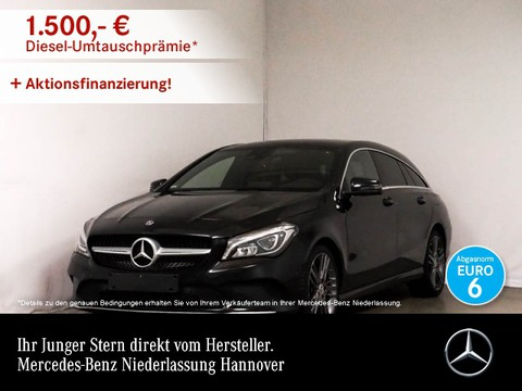 Mercedes CLA 200 SB d Urban