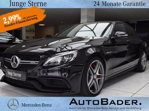 Mercedes C 63 S PSD Night KeyGO