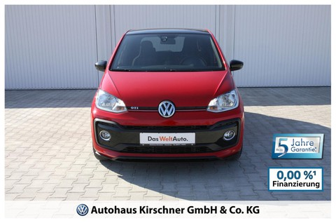 Volkswagen up up GTI City-Notbremsfunktion VW Connect