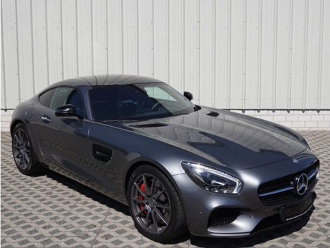 Mercedes AMG GT S Coupe Performance Sitze