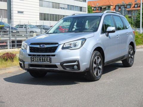 Subaru Forester 2.0 D Lineartronic Exclusive