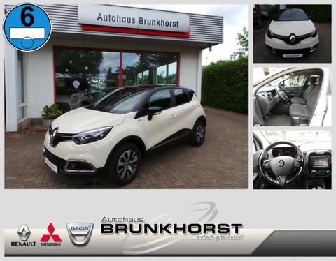 Renault Captur TCE 120 Limited
