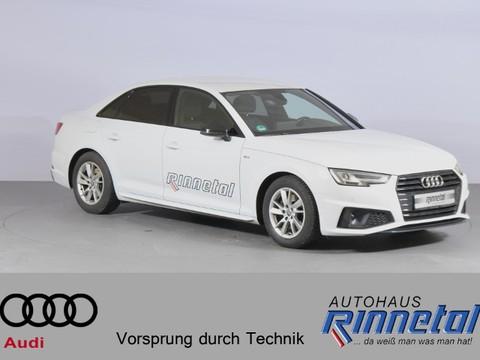 Audi A4 2.0 TFSI Sport S line