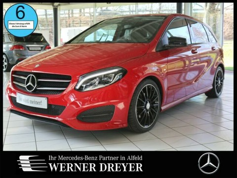 Mercedes-Benz B 220 undefined
