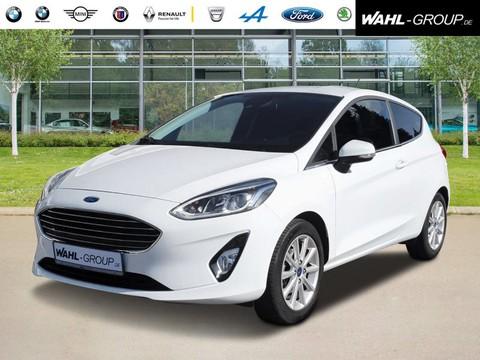 Ford Fiesta Titanium 125PS Eco-Boost Titanium