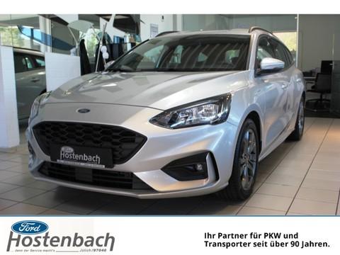 Ford Focus 1.0 ST-Line EcoBoost EU6d-T Multif Lenkrad