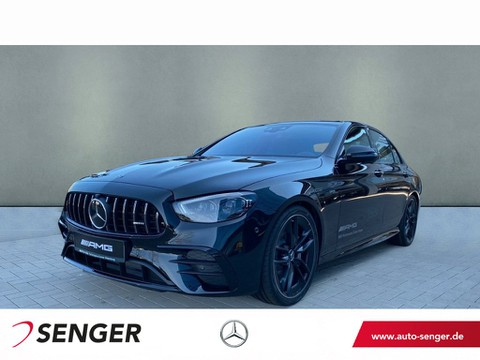 Mercedes-Benz AMG E 53 AMG Drivers-Pack