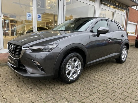 Mazda CX-3 121PS FWD Selection