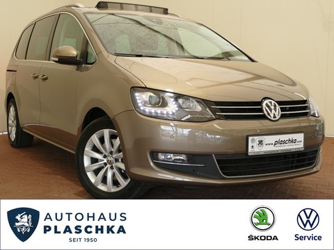 Volkswagen Sharan 2.0 TDI Highline