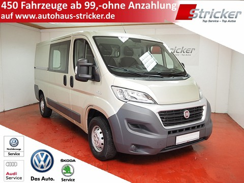 Fiat Ducato 3.0 Multijet Power 325 ohne Anzahlung Na