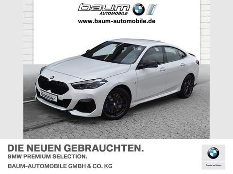BMW M235i xDrive Gran Coupé Gestiksteuerung