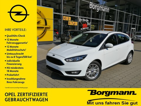 Ford Focus 1.0 Cool Connect -