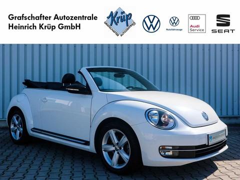 Volkswagen Beetle 1.4 TSI Cabriolet Sport