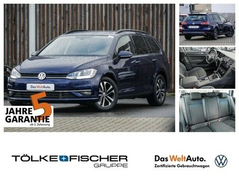 Volkswagen Golf Variant 1.6 TDI VII United