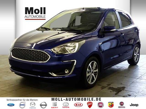 Ford Ka 85PS Cool & Connect Winter Pkt