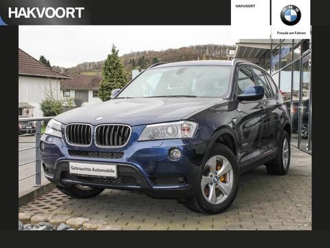 BMW X3 xDrive20d Heckkl 17 RFT