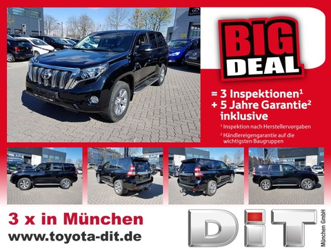 Toyota Land Cruiser 2.8 D4-D Exe Big Deal