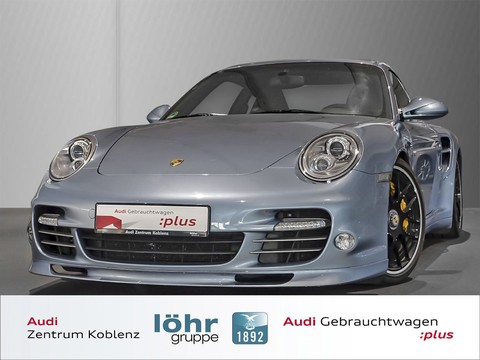 Porsche 911 Turbo S Aero Carbon