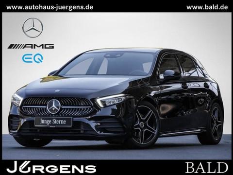Mercedes-Benz A 200 AMG-Sport Prem Night 18