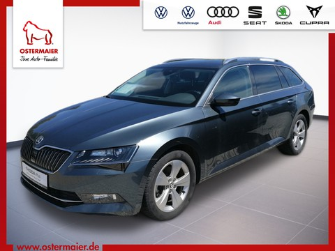Skoda Superb 2.0 TDI Combi STYLE 190PS