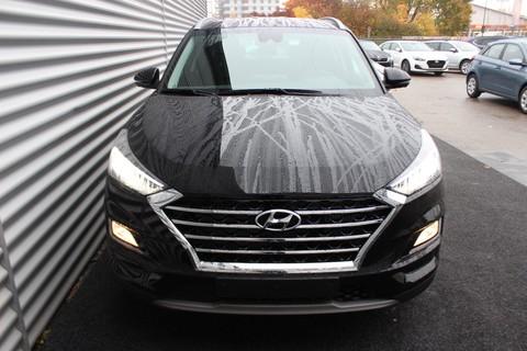 Hyundai Tucson Deluxe neues