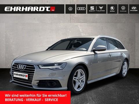 Audi A6 3.0 TDI Qu Avant Heckkl el