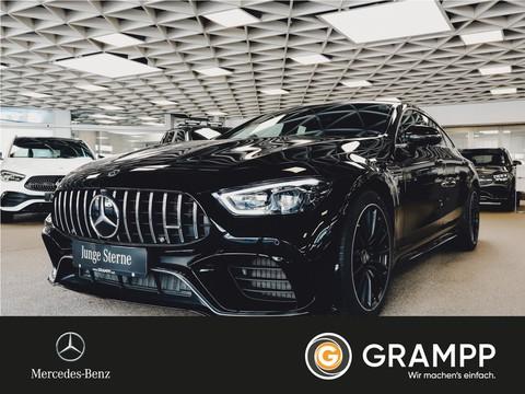 Mercedes-Benz AMG GT 63 Carbon Massage TV