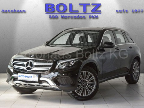 Mercedes-Benz GLC 250 Parkass Klimaa