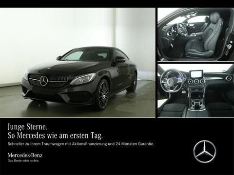 Mercedes C 400 Coupé AMG Nightp
