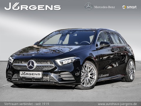 Mercedes A 200 AMG-Sport Park-Assi