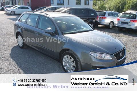 Seat Exeo 2.0 ST Automatik Sportlenkrad
