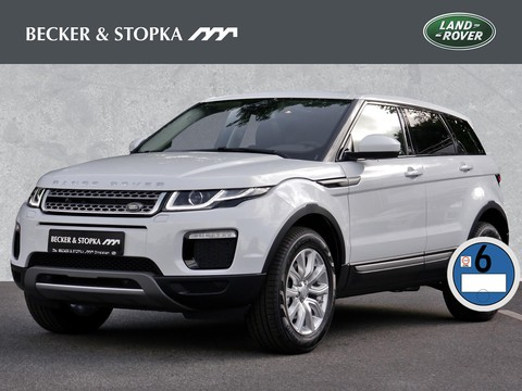 Land Rover Range Rover Evoque 2.0 TD4 SkyView 449� Leasing