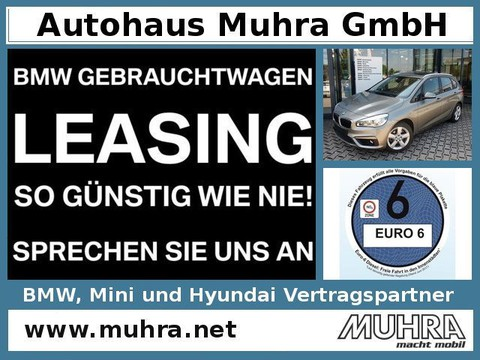 BMW 220 Active Tourer 5.1 dAx eh UPE 500