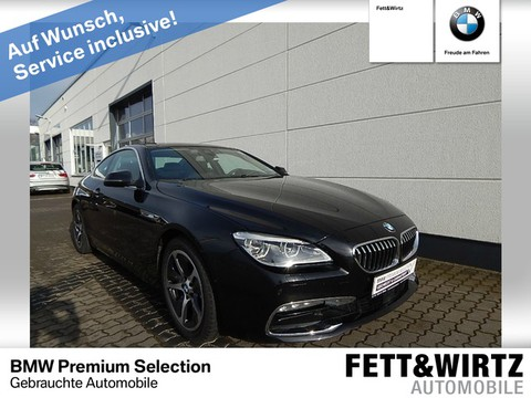 BMW 640 d Coupe elGSD DDC Alarmanlage