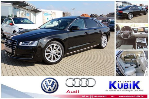 Audi A8 3.0 TDI quattro Lang design selection Vollled