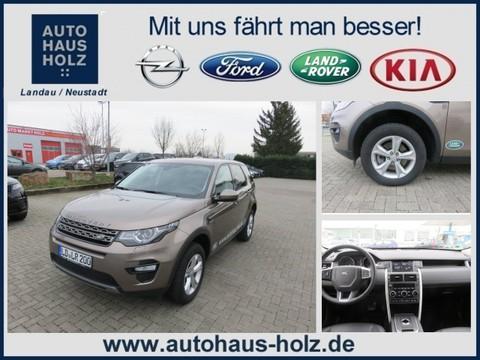 Land Rover Discovery Sport SE Automatik