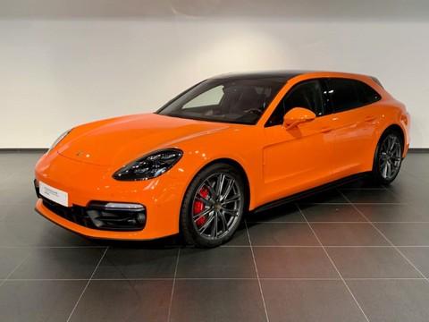 Porsche Panamera GTS Sport Turismo Sitzbelüftung