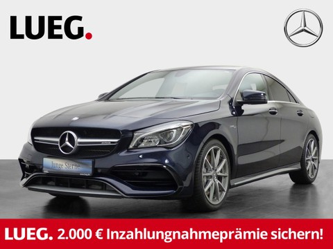 Mercedes CLA 45 AMG undefined