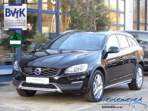 Volvo V60 Cross Country D4 Summum AWD