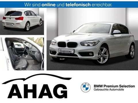 BMW 120 i Advantage Business Vorn