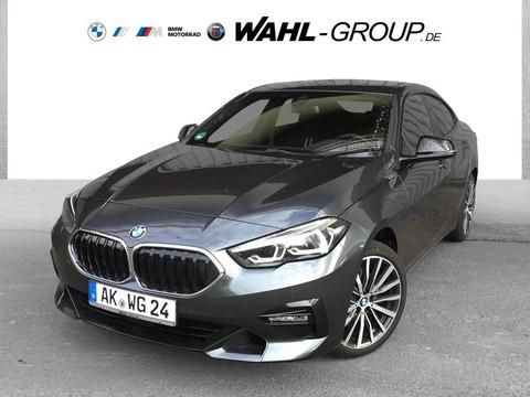 BMW 218 i Gran Coupé Sport Line HiFi