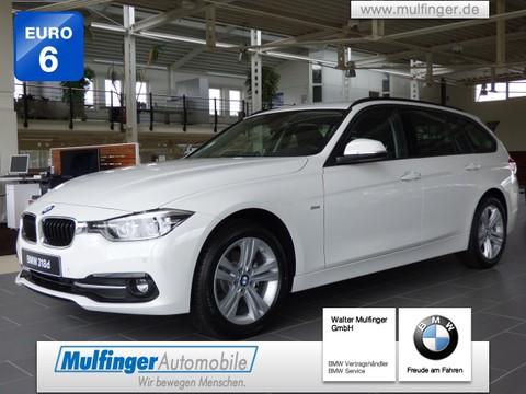 BMW 318 d xdrive Tour