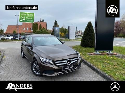 Mercedes-Benz C 250 Avantgarde Spur-P Spiegel-P