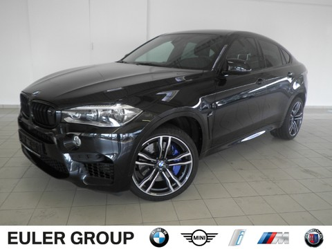 BMW X6 M A HarmanKardon Sitze