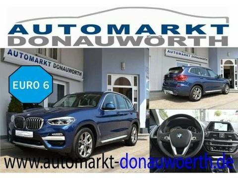 BMW X3 xDrive 30d xLine PanoDach