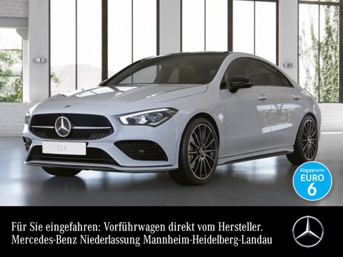 Mercedes-Benz CLA 220 d EDITION 2020 AMG Night °